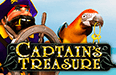 Игровой автомат Captain's Treasure Вулкан