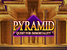 Игровой автомат Pyramid: The Quest For Immortality в Вулкан онлайн