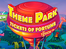 Theme Park — Tickets Of Fortune от компании NetEnt