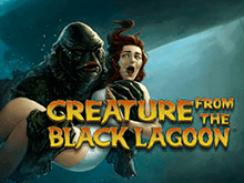 Игровой слот Creature From The Black Lagoon